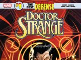 Doctor Strange: The Best Defense Vol 1 1