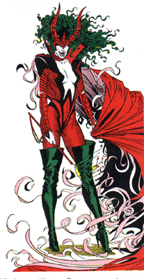 Dreamqueen (Earth-616)