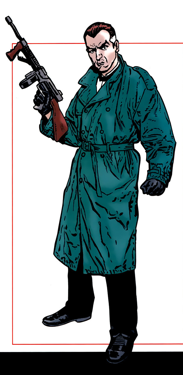 Earl Everett (Earth-616)