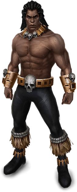 Erik Killmonger (Earth-TRN012)