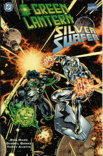 Green Lantern / Silver Surfer: Unholy Alliances Vol 1 1