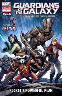 Guardians of the Galaxy Rocket's Powerful Plan Vol 1 1