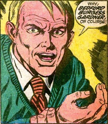 Hugh McCoy (Earth-616)