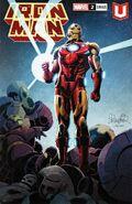 Iron Man Vol 6 2 Marvel Unlimited Variant