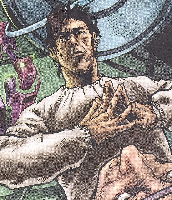 Lionel Jeffries (Earth-58163)