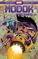 M.O.D.O.K. Head Games Vol 1 4