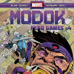 M.O.D.O.K.: Head Games Vol 1 4