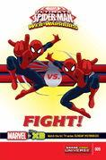 Marvel Universe Ultimate Spider-Man Web Warriors Vol 1 9