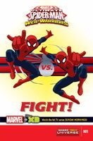 Marvel Universe Ultimate Spider-Man Web Warriors Vol 1 9