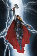 Mighty Thor Vol 2 1 Textless