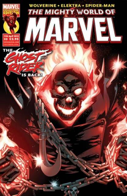 Mighty World of Marvel Vol 4 33