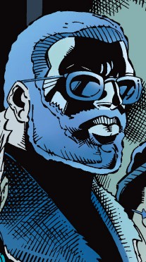 Mose Jessup (Earth-616)