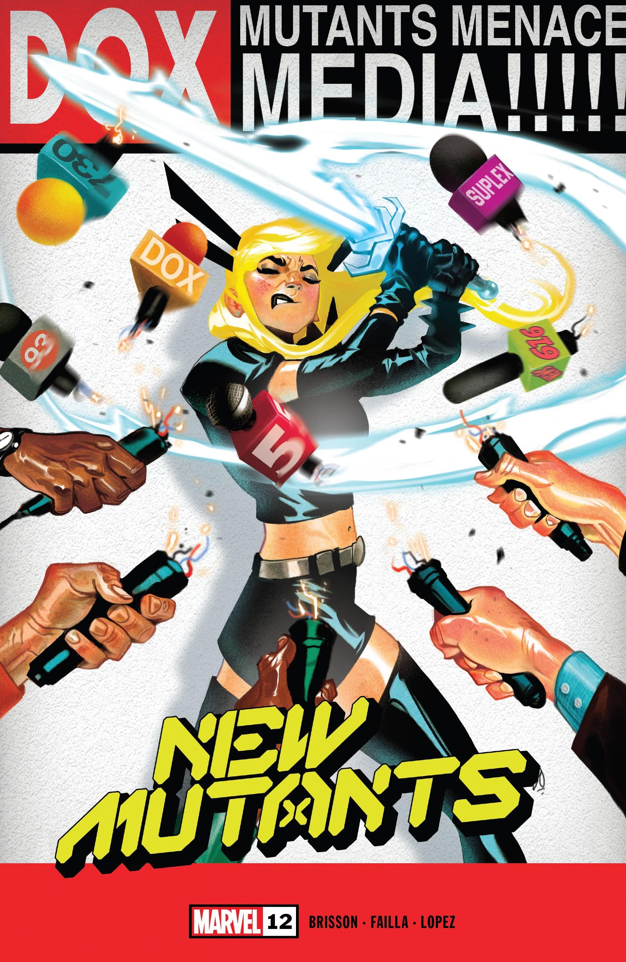 New Mutants Vol 4 12