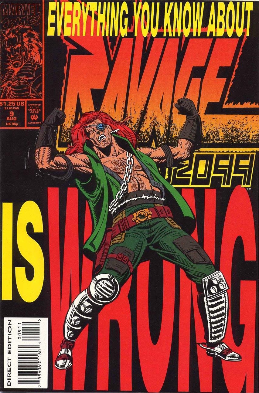 Ravage 2099 Vol 1 9