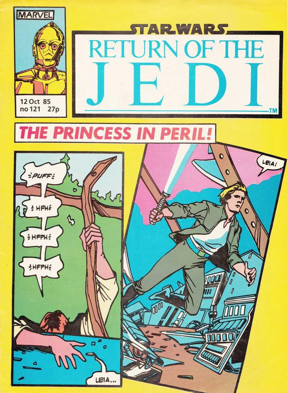 Return of the Jedi Weekly (UK) Vol 1 121