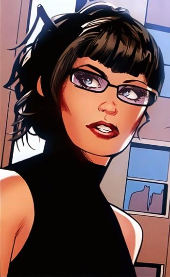 Sadie Sinclair (Earth-616)