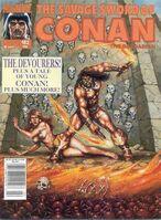 Savage Sword of Conan Vol 1 182