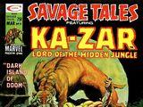 Savage Tales Vol 1 9
