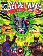 Secret Wars (UK) Vol 1 23