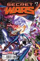 Secret Wars Vol 1 7