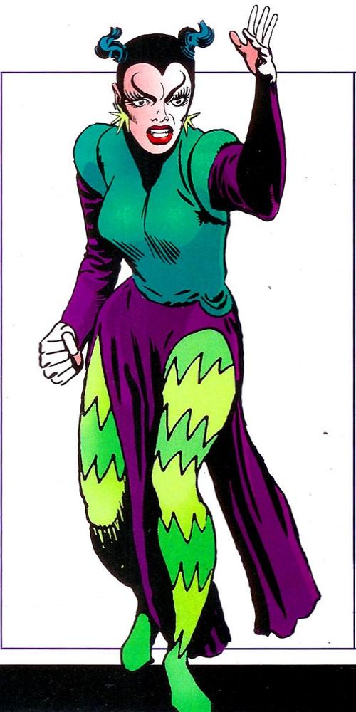 Shazana (Earth-616)