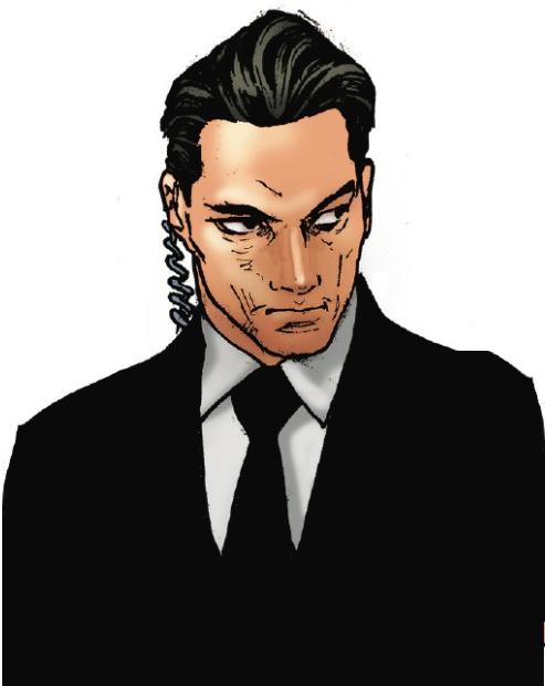 Sonny Ocampo (Earth-616)