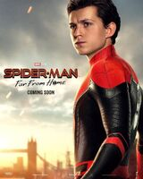 Spider-Man Far From Home poster 007