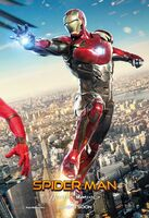 Spider-Man Homecoming poster 009