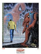 Spider-Man No More John Romita Sr. Lithograph