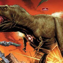 Starbrand (Dinosaur) (Earth-616)
