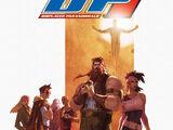 Untold Tales of the New Universe: D.P.7 Vol 1 1