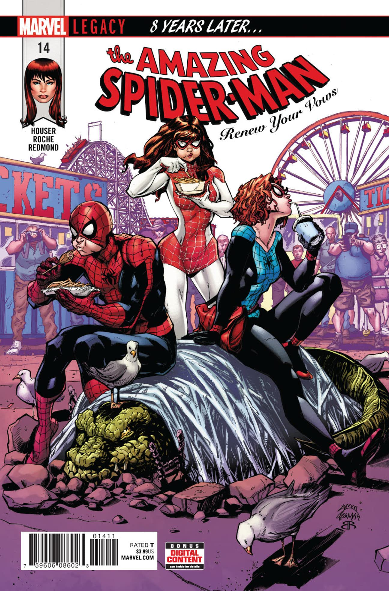 Amazing Spider-Man: Renew Your Vows Vol 2 14