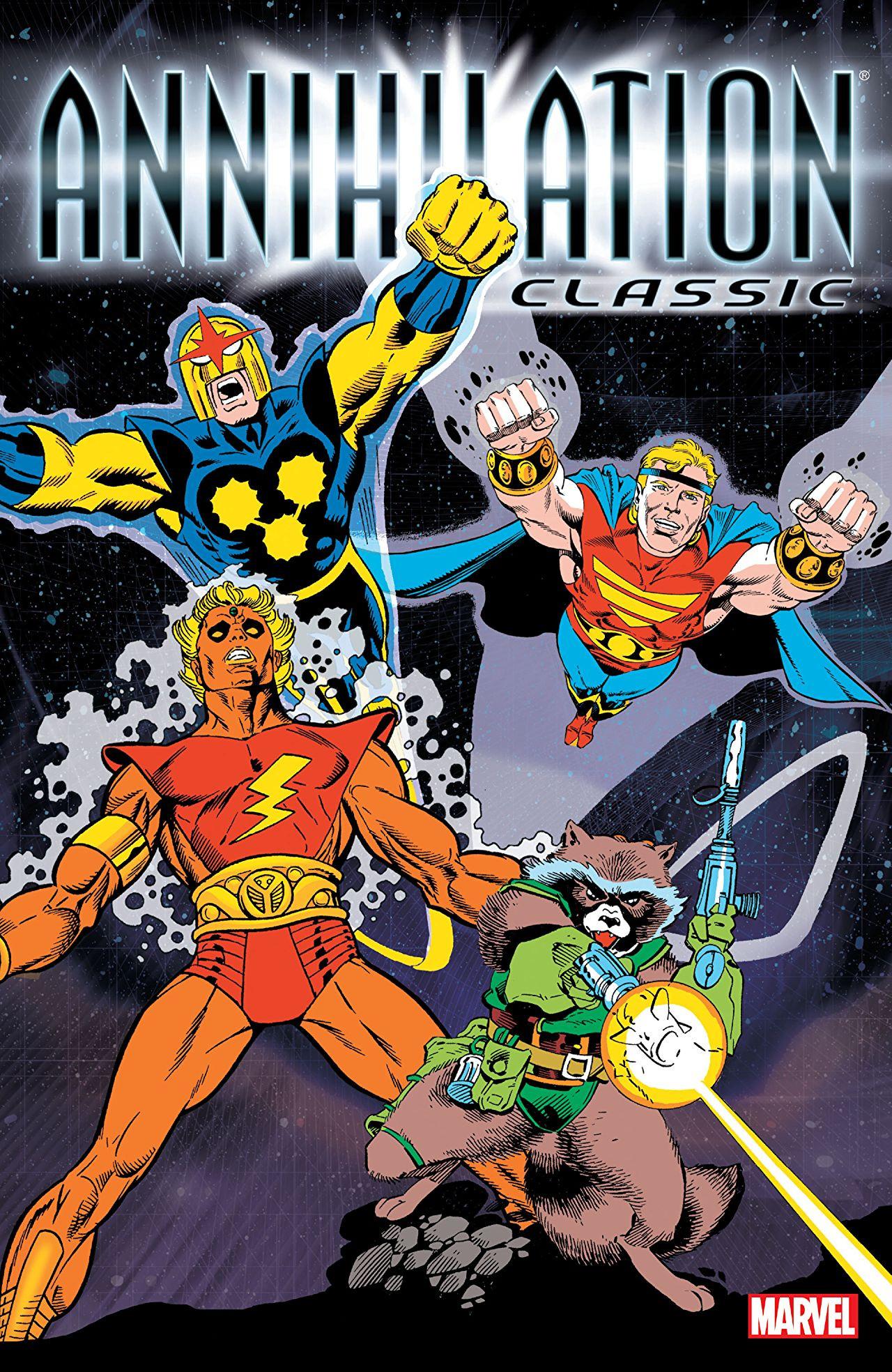 Annihilation Classic TPB Vol 1 1