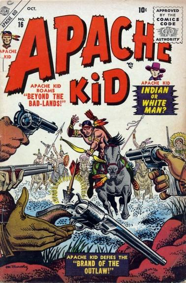 Apache Kid Vol 1 16