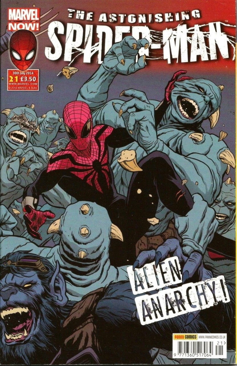 Astonishing Spider-Man Vol 4 21