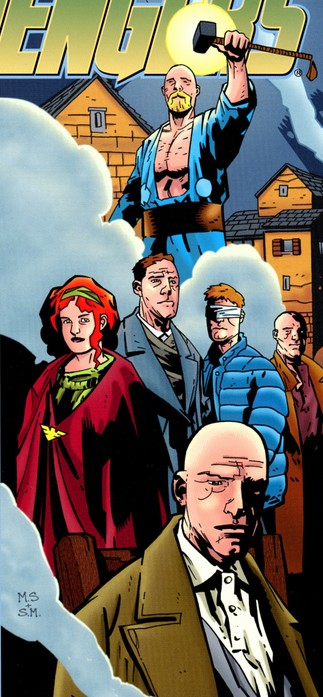 Avengers (Earth-98101)