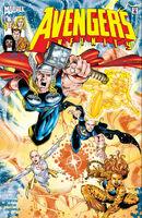 Avengers Infinity Vol 1 1