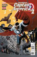 Captain America Sam Wilson Vol 1 1