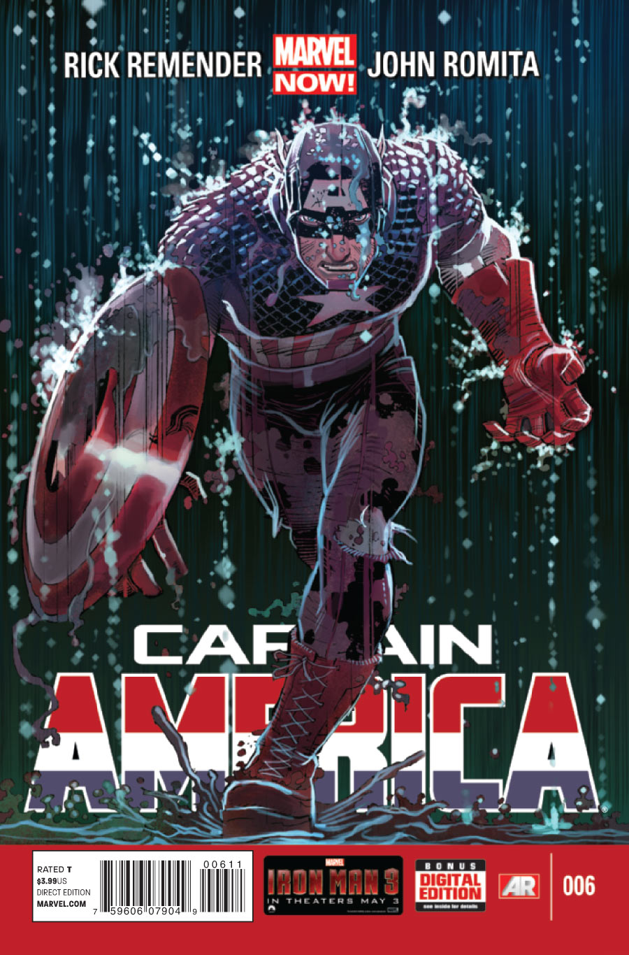 Captain America Vol 7 6