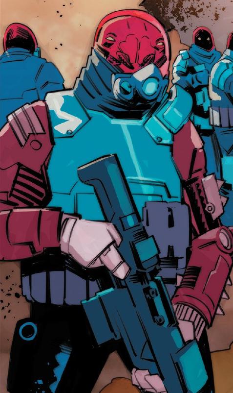 Chargazel (Earth-616)