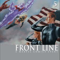 Civil War: Front Line Vol 1 5