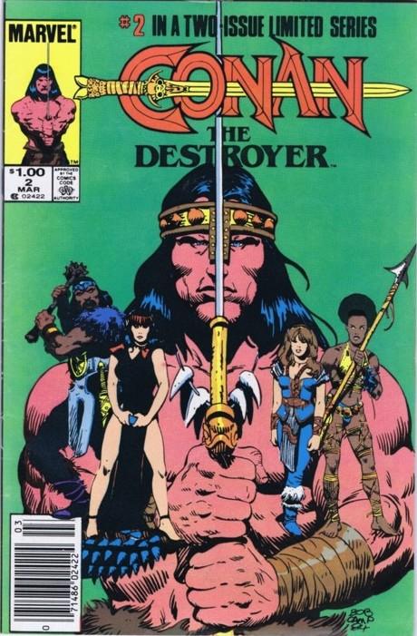 Conan the Destroyer Movie Special Vol 1 2 Canada Variant.jpg