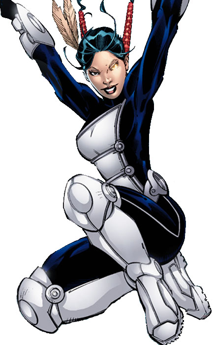 Danielle Moonstar (Earth-58163)