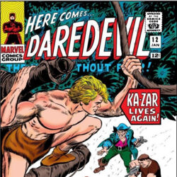 Daredevil Vol 1 12