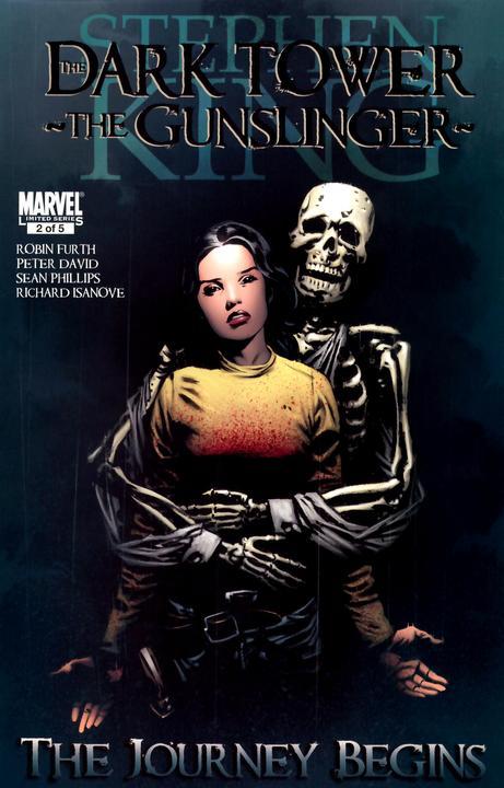 Dark Tower: The Gunslinger - The Journey Begins Vol 1 2