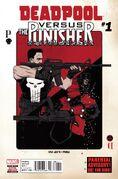 Deadpool vs. The Punisher Vol 1 1