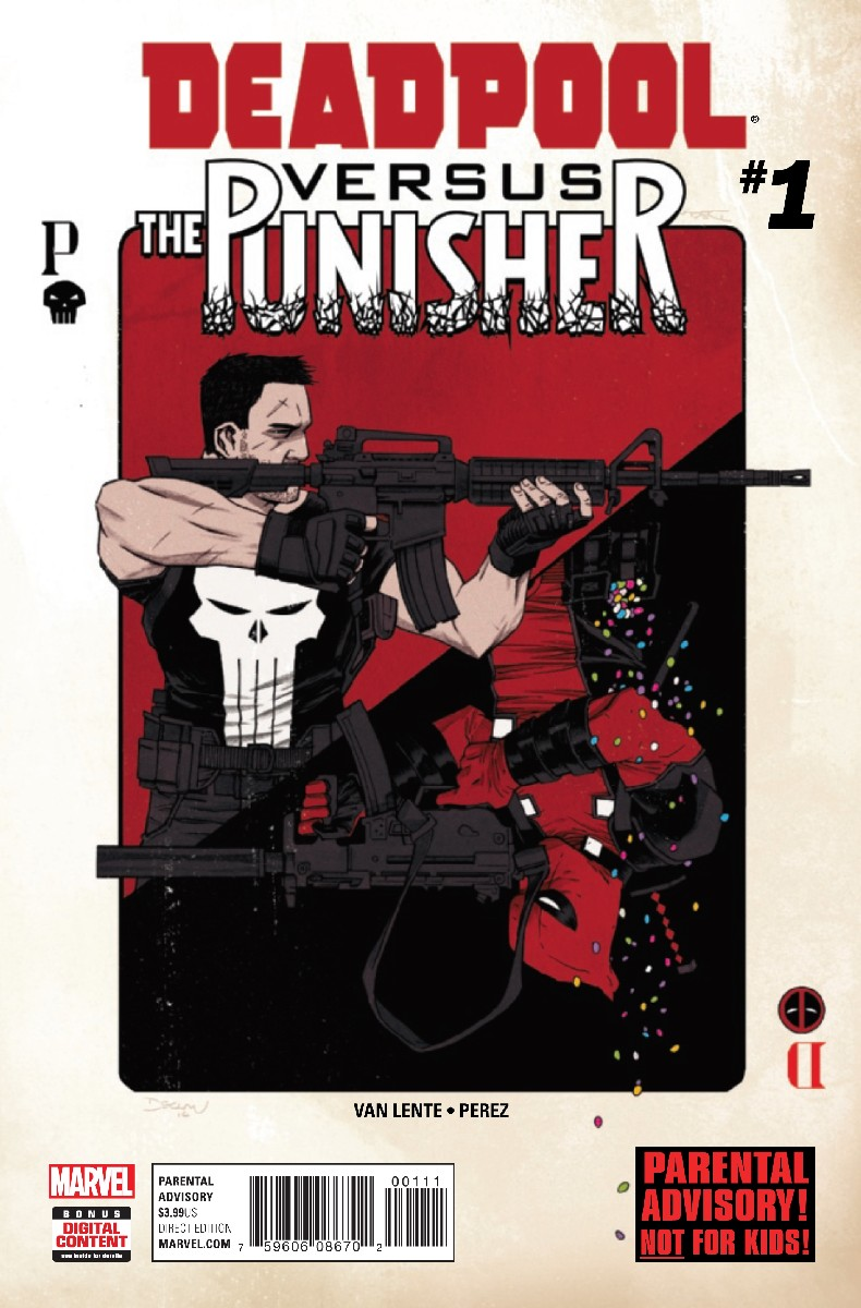 Deadpool vs. The Punisher Vol 1