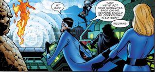 Fantastic Four (Earth-7121)