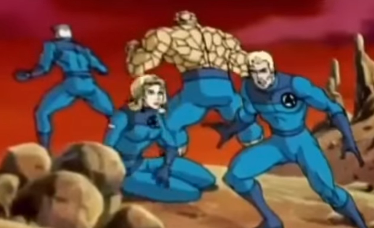 Fantastic Four (Earth-92131)/Gallery