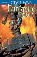 Fantastic Four Vol 1 536